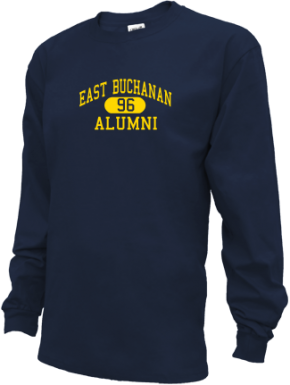 East Buchanan Middle School Long Sleeve Shirts