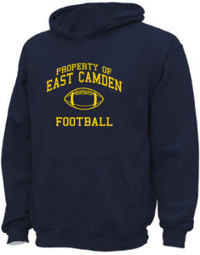East Camden Middle School Kid Hooded Sweatshirts