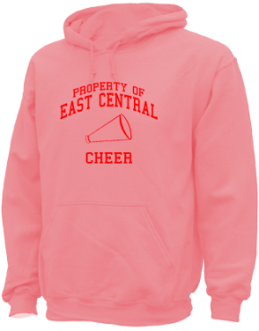 East Central High School Hoodies