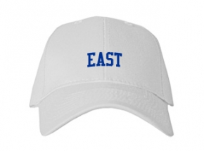 East Elementary School Kid Embroidered Baseball Caps