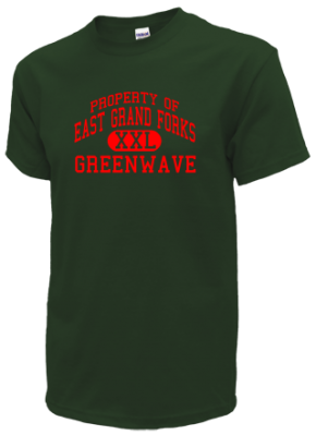 East Grand Forks High School Kid T-Shirts