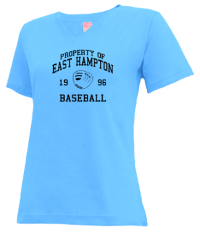 East Hampton High School V-neck Shirts