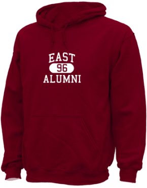 East High School Hoodies