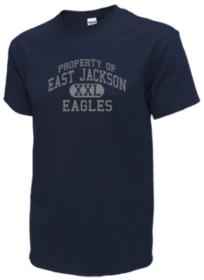 East Jackson Elementary School Kid T-Shirts