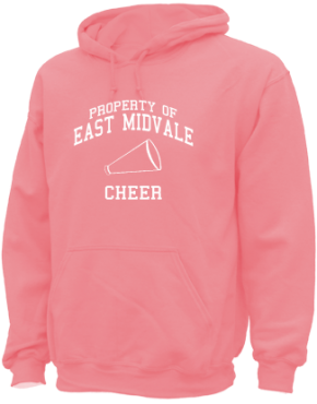 East Midvale Elementary School Hoodies