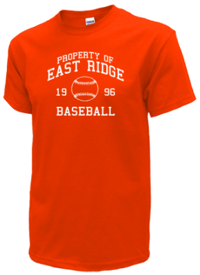East Ridge High School T-Shirts