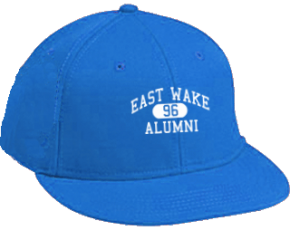 East Wake Middle School Flat Visor Caps