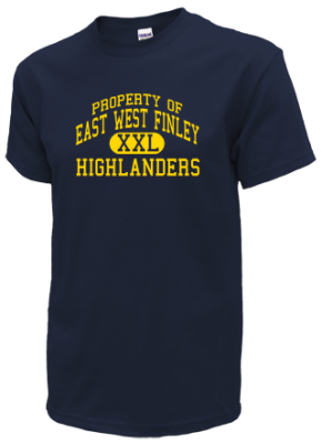 East West Finley School T-Shirts