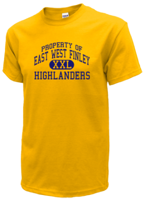 East West Finley School Kid T-Shirts