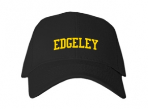 Edgeley High School Kid Embroidered Baseball Caps