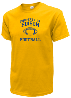 Edison High School Kid T-Shirts