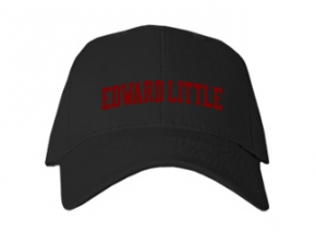 Edward Little High School Kid Embroidered Baseball Caps