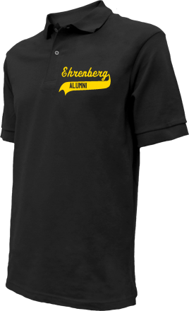 Ehrenberg Elementary School Embroidered Polo Shirts