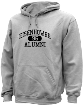 Eisenhower High School Hoodies