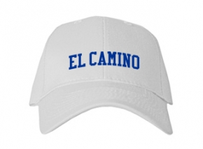 El Camino Junior High School Kid Embroidered Baseball Caps