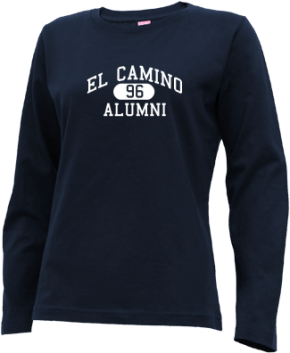 El Camino Junior High School Long Sleeve Shirts