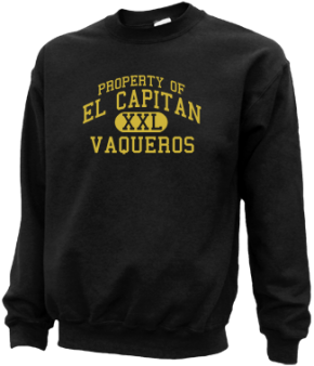 El Capitan High School Sweatshirts