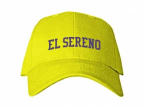 El Sereno School Kid Embroidered Baseball Caps