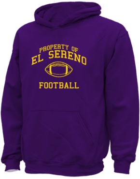 El Sereno School Kid Hooded Sweatshirts