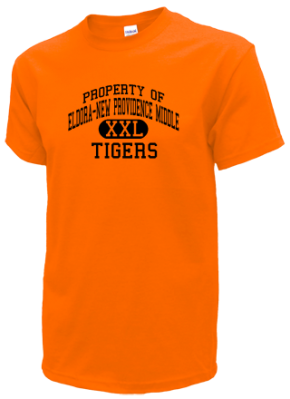 Eldora-new Providence Middle School Kid T-Shirts