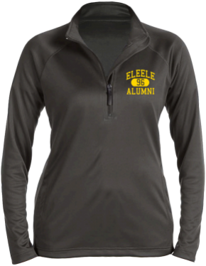 Eleele Elementary School Stretch Tech-Shell Compass Quarter Zip