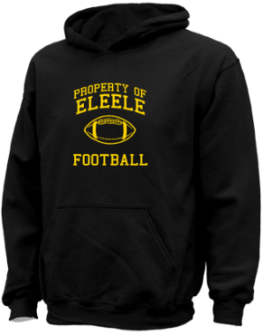 Eleele Elementary School Kid Hooded Sweatshirts