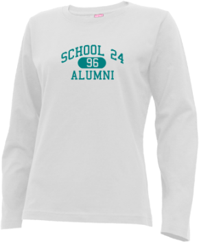 Elementary School 24 Long Sleeve Shirts