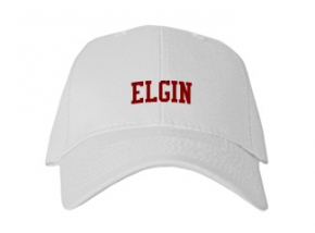 Elgin High School Kid Embroidered Baseball Caps