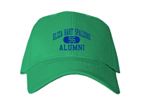 Eliza Hart Spalding Elementary School Embroidered Baseball Caps