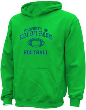 Eliza Hart Spalding Elementary School Kid Hooded Sweatshirts