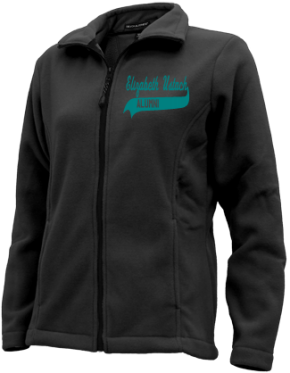 Elizabeth Ustach Middle School Embroidered Fleece Jackets