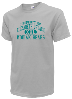 Elizabeth Ustach Middle School Kid T-Shirts