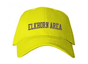 Elkhorn Area Middle School Kid Embroidered Baseball Caps