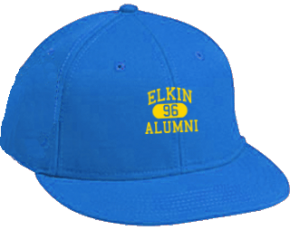 Elkin Middle School Flat Visor Caps