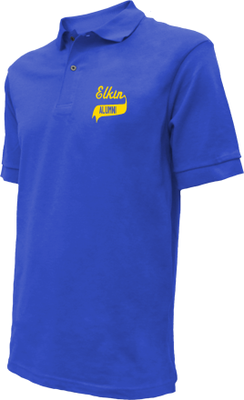Elkin Middle School Embroidered Polo Shirts