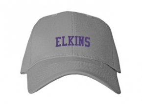 Elkins Middle School Kid Embroidered Baseball Caps