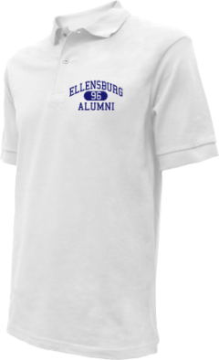 Ellensburg High School Embroidered Polo Shirts