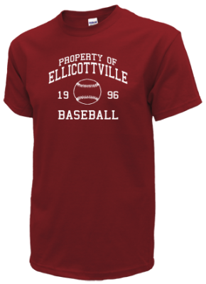 Ellicottville High School T-Shirts