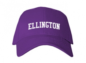 Ellington Middle School Kid Embroidered Baseball Caps
