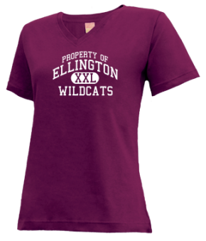 Ellington Middle School V-neck Shirts