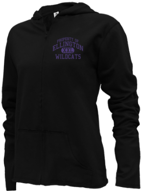 Ellington Middle School Girls Zipper Hoodies