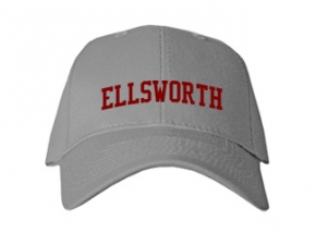 Ellsworth High School Kid Embroidered Baseball Caps