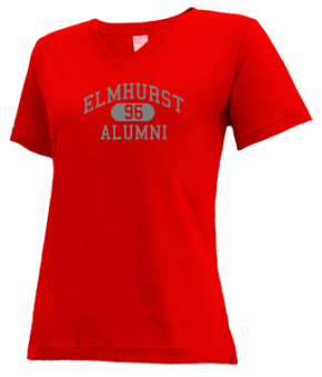 Elmhurst High School V-neck Shirts
