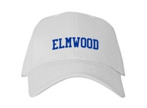 Elmwood High School Kid Embroidered Baseball Caps