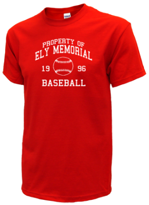 Ely Memorial High School T-Shirts
