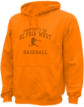 Elyria West High School Hoodies