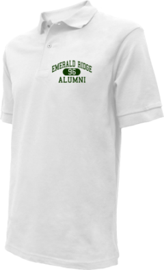 Emerald Ridge High School Embroidered Polo Shirts