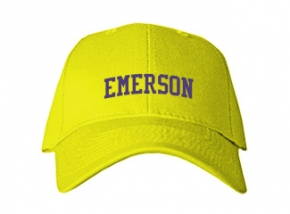 Emerson Elementary School Kid Embroidered Baseball Caps