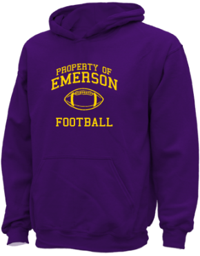 Emerson Elementary School Kid Hooded Sweatshirts