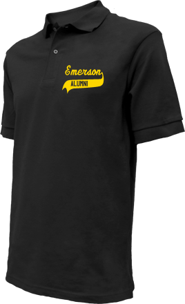 Emerson Elementary School Embroidered Polo Shirts